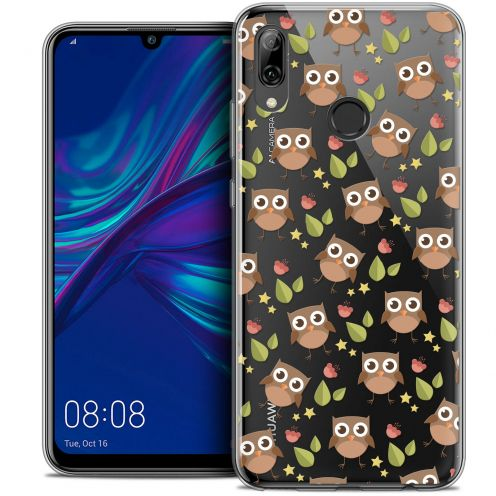 "Carcasa Crystal Gel Extra Fina Huawei P Smart 2019 (6.21"") Summer Hibou"