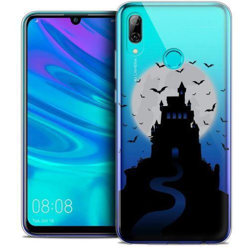"Carcasa Crystal Gel Extra Fina Huawei P Smart 2019 (6.21"") Halloween Castle Nightmare"
