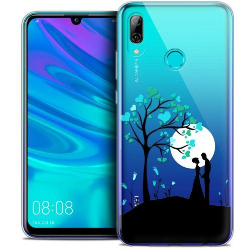 "Carcasa Crystal Gel Extra Fina Huawei P Smart 2019 (6.21"") Love Sous l'arbre"