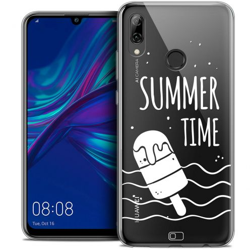 "Carcasa Crystal Gel Extra Fina Huawei P Smart 2019 (6.21"") Summer Summer Time"