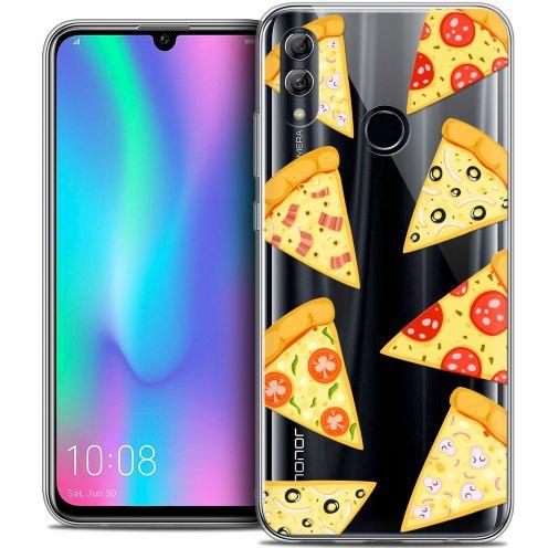 """Carcasa Crystal Gel Extra Fina Huawei Honor 10 LITE (5.8"""") Foodie Pizza"""
