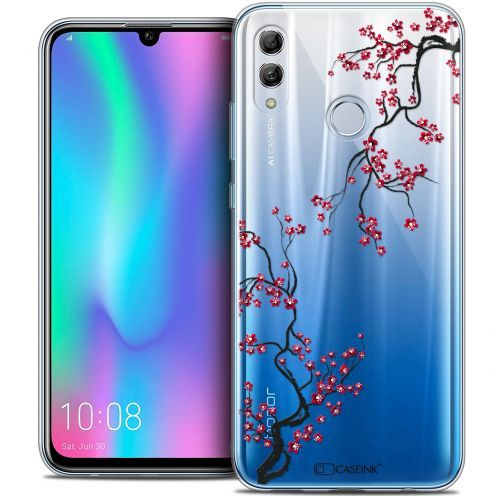 "Carcasa Crystal Gel Extra Fina Huawei Honor 10 LITE (5.8"") Summer Sakura"