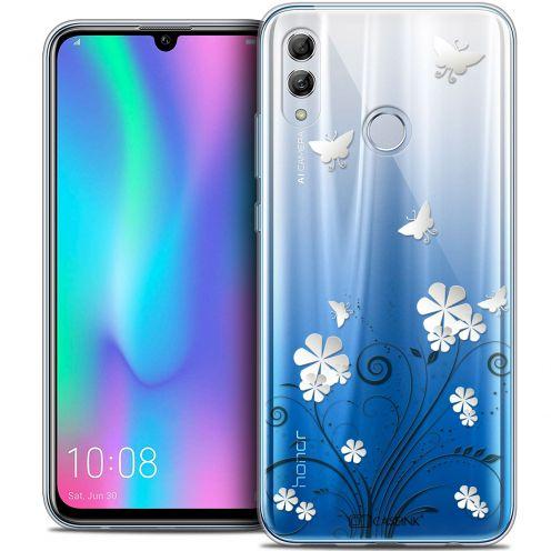 "Carcasa Crystal Gel Extra Fina Huawei Honor 10 LITE (5.8"") Summer Papillons"