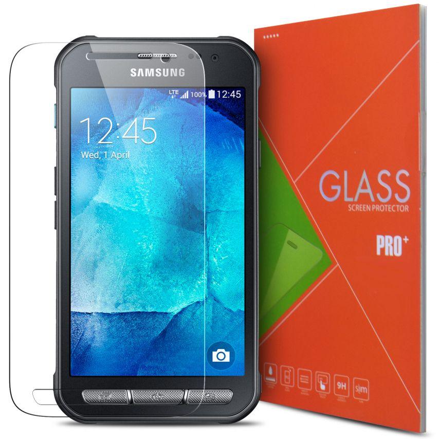 Protección de pantalla de vidrio templado Samsung Galaxy XCover 3 Glass Pro+ 9H Ultra HD 0.33 mm