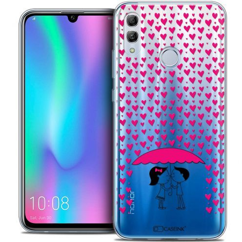 "Carcasa Crystal Gel Extra Fina Huawei Honor 10 LITE (5.8"") Love Pluie d'Amour"