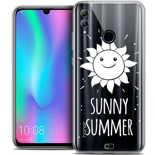 "Carcasa Crystal Gel Extra Fina Huawei Honor 10 LITE (5.8"") Summer Sunny Summer"