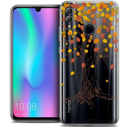"Carcasa Crystal Gel Extra Fina Huawei Honor 10 LITE (5.8"") Autumn 16 Tree"