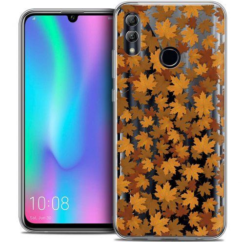 "Carcasa Crystal Gel Extra Fina Huawei Honor 10 LITE (5.8"") Autumn 16 Feuilles"