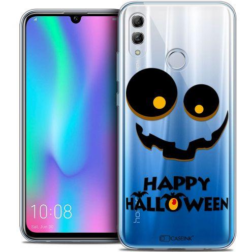"Carcasa Crystal Gel Extra Fina Huawei Honor 10 LITE (5.8"") Halloween Happy"