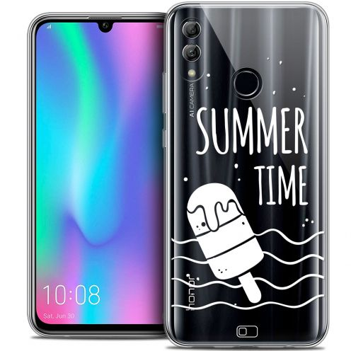 "Carcasa Crystal Gel Extra Fina Huawei Honor 10 LITE (5.8"") Summer Summer Time"