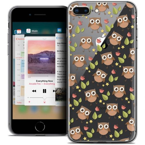 "Carcasa Crystal Gel Extra Fina Apple iPhone 7 Plus (5.5"") Summer Hibou"
