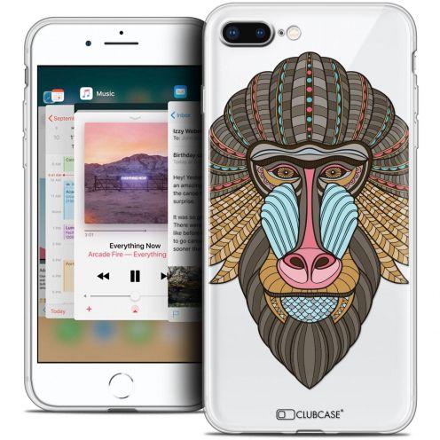 "Carcasa Crystal Gel Extra Fina Apple iPhone 7 Plus (5.5"") Summer Babouin"