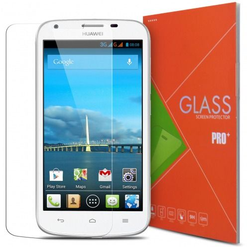 Protección de pantalla de vidrio templado Huawei Ascend Y600 Glass Pro+ 9H Ultra HD 0.33mm
