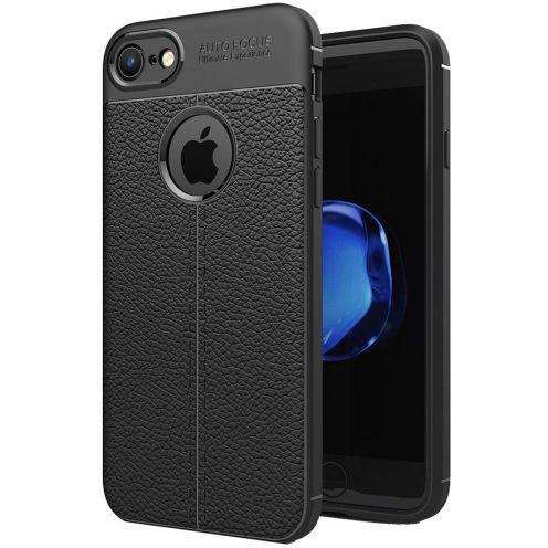 "Carcasa Apple iPhone 7/8 (4.7"") Texture Cuir Hybrid™ Series Negro"