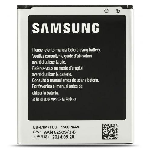 Batería genuina EB-L1M7FLU Para Samsung Galaxy S3 Mini NFC