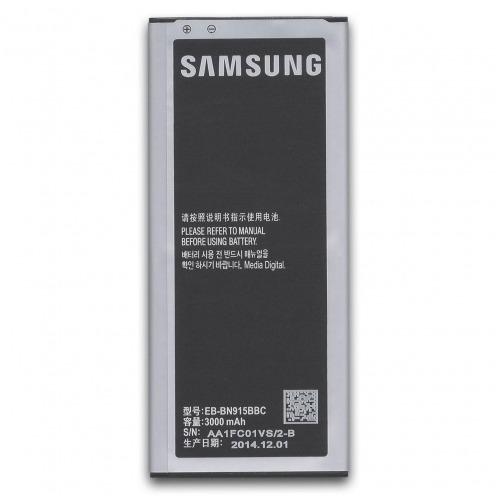 Batería genuina EB-BN915BBC Para Samsung Galaxy Note Edge
