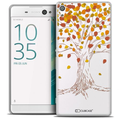 "Carcasa Crystal Extra Fina Sony Xperia XA Ultra 6"" Autumn 16 Tree"