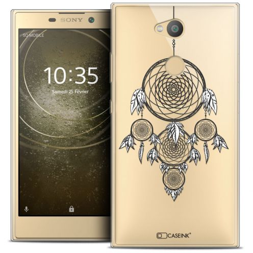 "Carcasa Crystal Gel Extra Fina Sony Xperia L2 (5.5"") Dreamy Attrape Rêves NB"