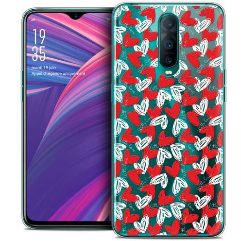 "Carcasa Crystal Gel Extra Fina Oppo RX17 Pro (6.4"") Love With Love"
