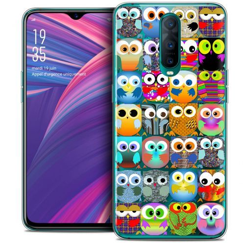 "Carcasa Crystal Gel Extra Fina Oppo RX17 Pro (6.4"") Claude Hibous"