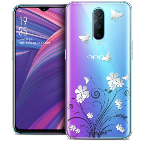 "Carcasa Crystal Gel Extra Fina Oppo RX17 Pro (6.4"") Summer Papillons"