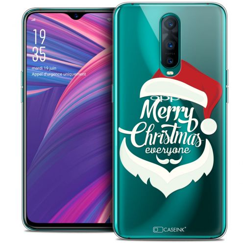 "Carcasa Crystal Gel Extra Fina Oppo RX17 Pro (6.4"") Noël 2017 Merry Everyone"