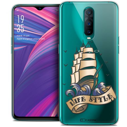 "Carcasa Crystal Gel Extra Fina Oppo RX17 Pro (6.4"") Tatoo Lover Life Style"