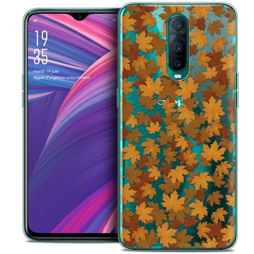 "Carcasa Crystal Gel Extra Fina Oppo RX17 Pro (6.4"") Autumn 16 Feuilles"