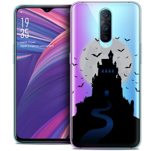 "Carcasa Crystal Gel Extra Fina Oppo RX17 Pro (6.4"") Halloween Castle Nightmare"