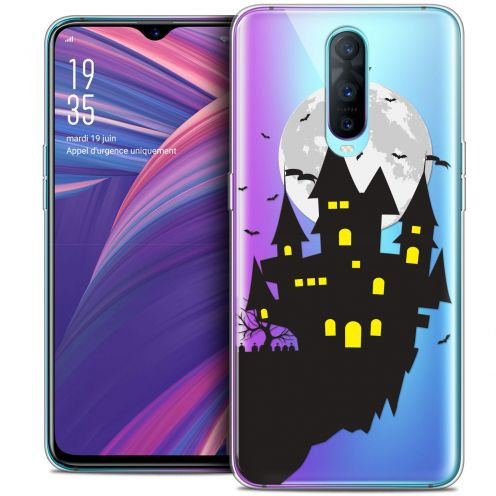 "Carcasa Crystal Gel Extra Fina Oppo RX17 Pro (6.4"") Halloween Castle Dream"