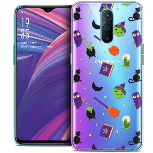 "Carcasa Crystal Gel Extra Fina Oppo RX17 Pro (6.4"") Halloween Witch Potter"