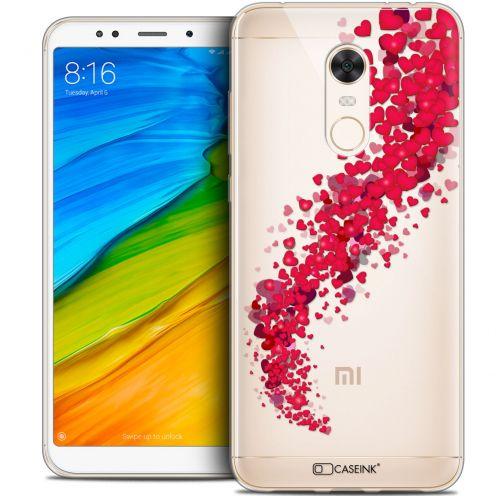 "Carcasa Crystal Gel Extra Fina Xiaomi Redmi 5 Plus (6"") Love Tornado"