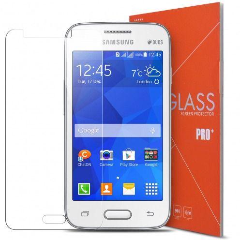 Protección de pantalla de vidrio templado Samsung Galaxy Trend 2 Glass Pro+ 9H Ultra HD 0.33 mm