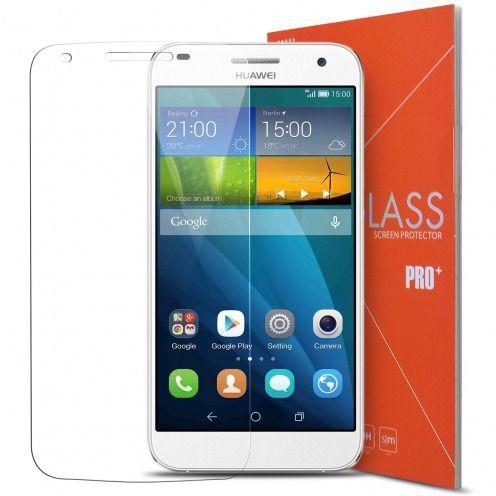 Protección de pantalla de vidrio templado Huawei Ascend G7 Glass Pro+ 9H Ultra HD 0.33 mm