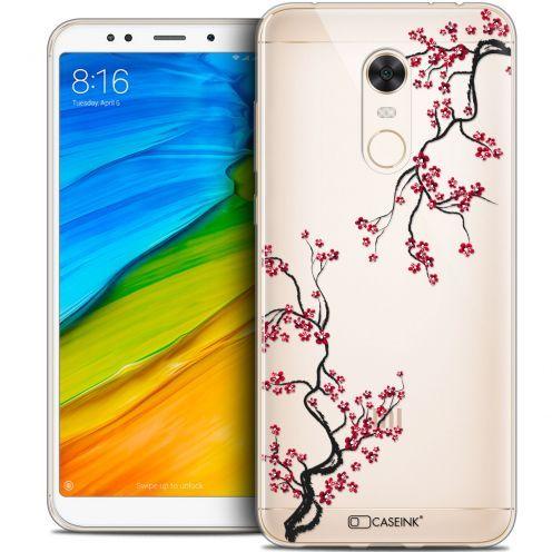 "Carcasa Crystal Gel Extra Fina Xiaomi Redmi 5 Plus (6"") Summer Sakura"