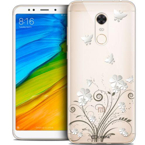 """Carcasa Crystal Gel Extra Fina Xiaomi Redmi 5 Plus (6"""") Summer Papillons"""