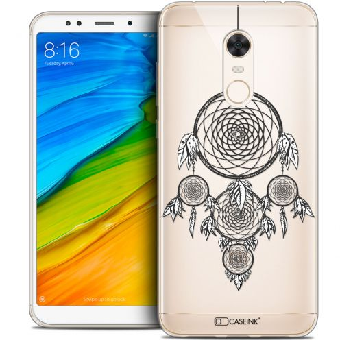 "Carcasa Crystal Gel Extra Fina Xiaomi Redmi 5 Plus (6"") Dreamy Attrape Rêves NB"