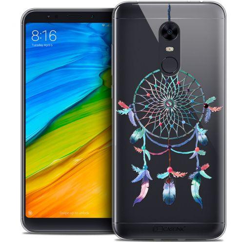 """Carcasa Crystal Gel Extra Fina Xiaomi Redmi 5 Plus (6"""") Dreamy Attrape Rêves Rainbow"""