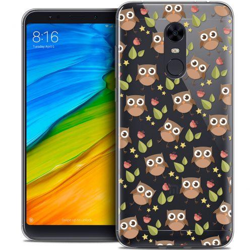 "Carcasa Crystal Gel Extra Fina Xiaomi Redmi 5 Plus (6"") Summer Hibou"