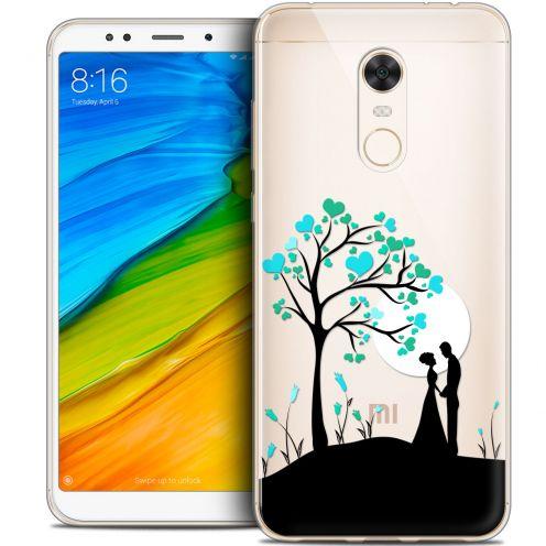 """Carcasa Crystal Gel Extra Fina Xiaomi Redmi 5 Plus (6"""") Love Sous l'arbre"""