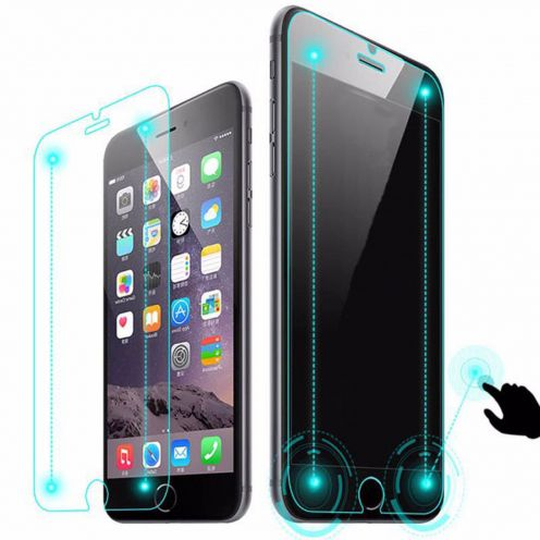 "Protección de pantalla de vidrio templado Apple iPhone 6 Plus/6S Plus 5.5"" Magic Touch"