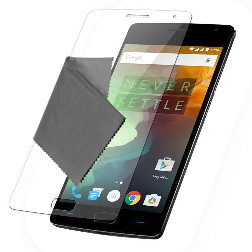 Protector De Pantalla OnePlus 2 Clubcase® 3H Ultra Clear HD Lote de 10