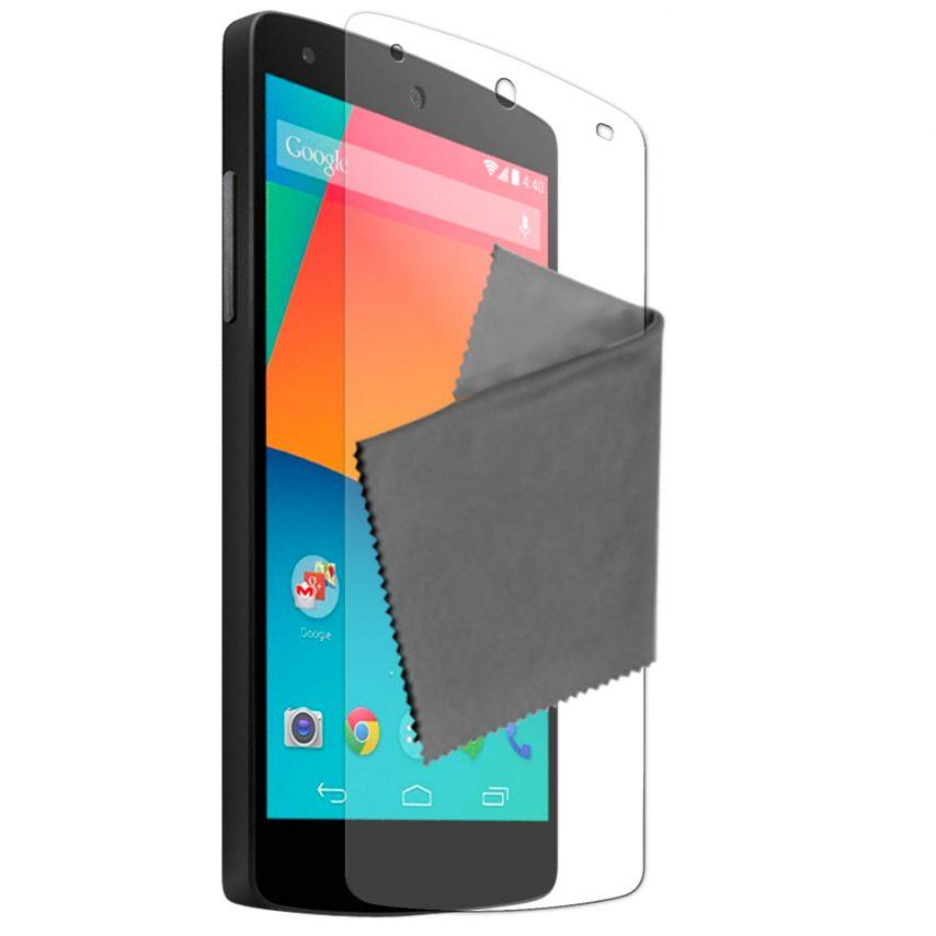 Películas de Protección Google Nexus 5 de LG Clubcase ® HQ Lote de 5