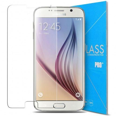 Protección de pantalla de vidrio templado Samsung Galaxy S6 Glass Pro+ 9H Ultra HD 0.33mm