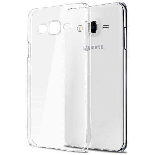 Carcasa Samsung Galaxy J5 Crystal Extra Fina Transparente