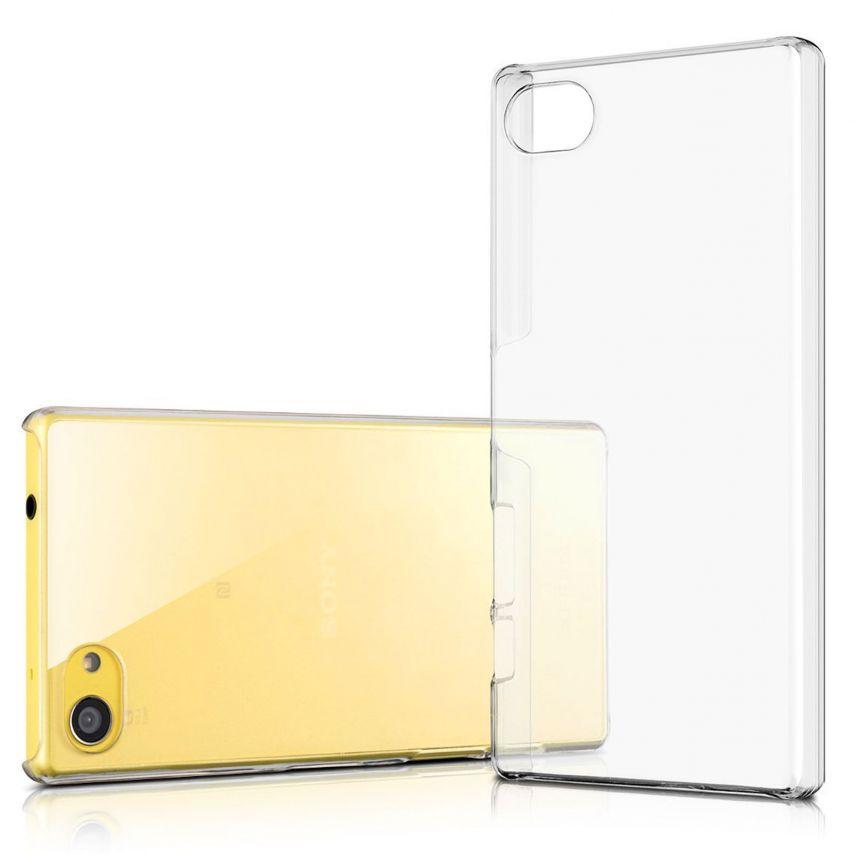 Carcasa Sony Xperia Z5 Compact Crystal Extra Fina Transparente