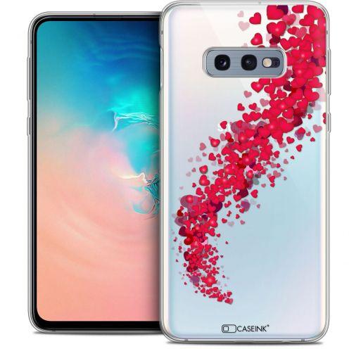"Carcasa Crystal Gel Extra Fina Samsung Galaxy S10e (5.8"") Love Tornado"
