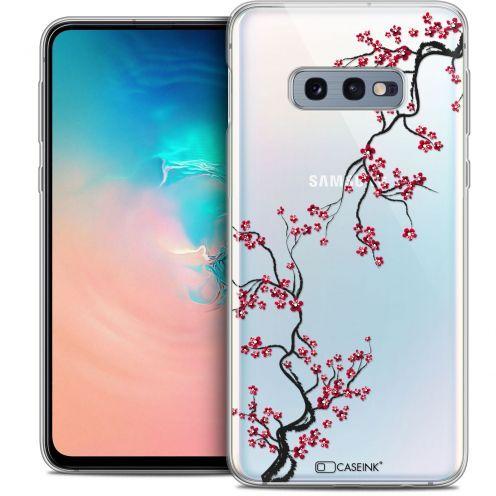 "Carcasa Crystal Gel Extra Fina Samsung Galaxy S10e (5.8"") Summer Sakura"