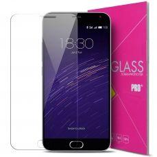 Protección de pantalla de vidrio templado Meizu M2 Note Glass Pro+ 9H Ultra HD 0.33mm