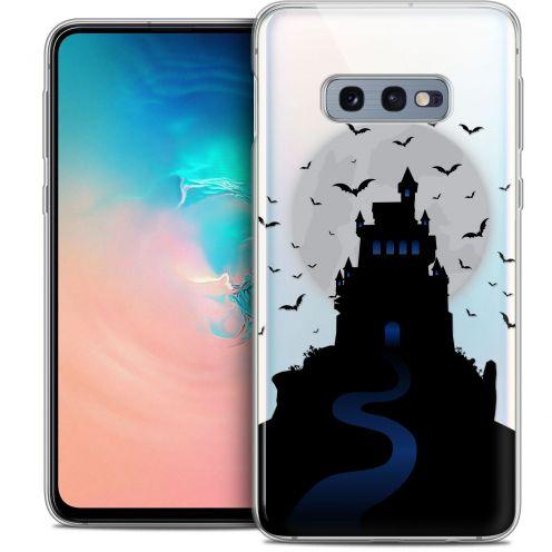 "Carcasa Crystal Gel Extra Fina Samsung Galaxy S10e (5.8"") Halloween Castle Nightmare"